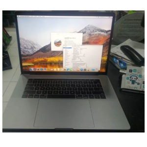 Macbook Pro 15 Core i7 16gb 512 ssd